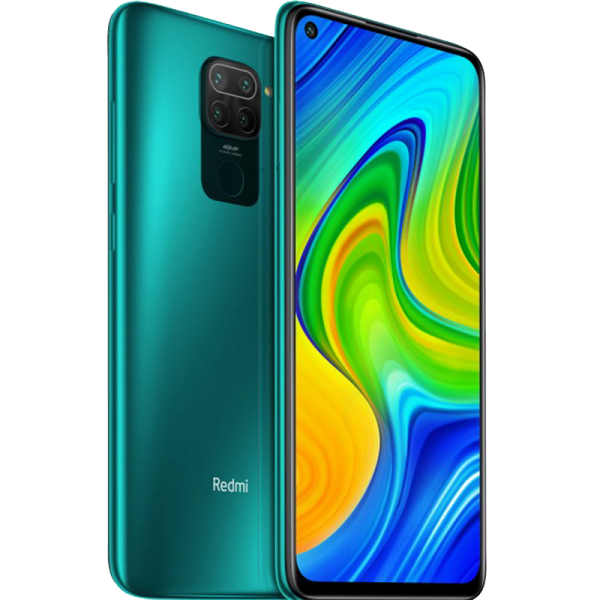 Xiaomi Redmi Note 9 4/128Gb (EU) (Зеленый)