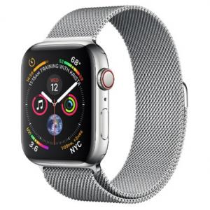 Apple Watch Stainless Steel 40mm GPS + Cellular with Milanese Loop (series 4)