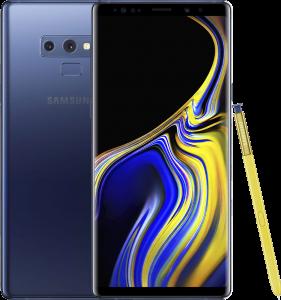 Samsung Galaxy Note 9 128Gb (Синий)