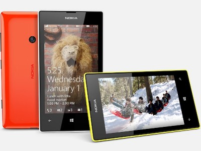 Nokia Lumia 525: бюджетный Windows Phone с 1 Гб ОЗУ